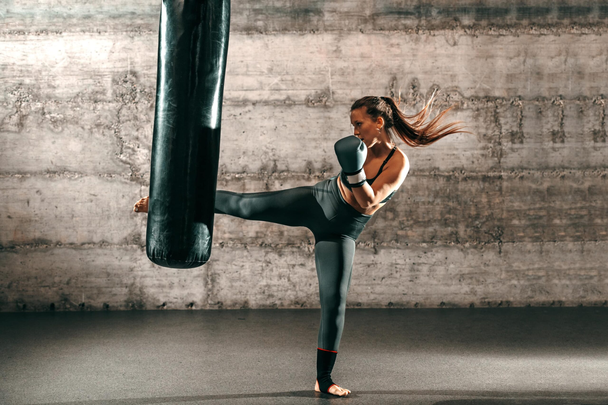 Here's Why You Should Get Into Kickboxing scaled