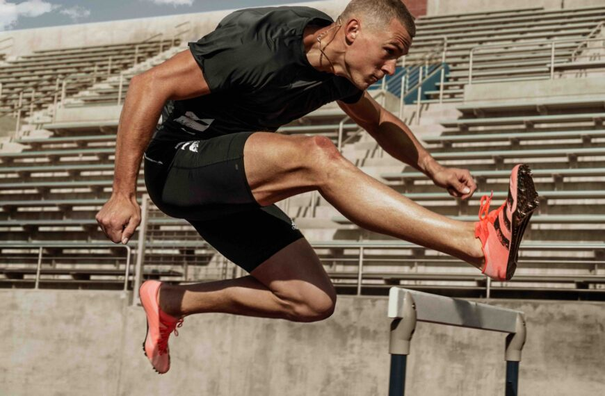 How World Athletes Are Keeping Game Ready Amidst A Global Setback