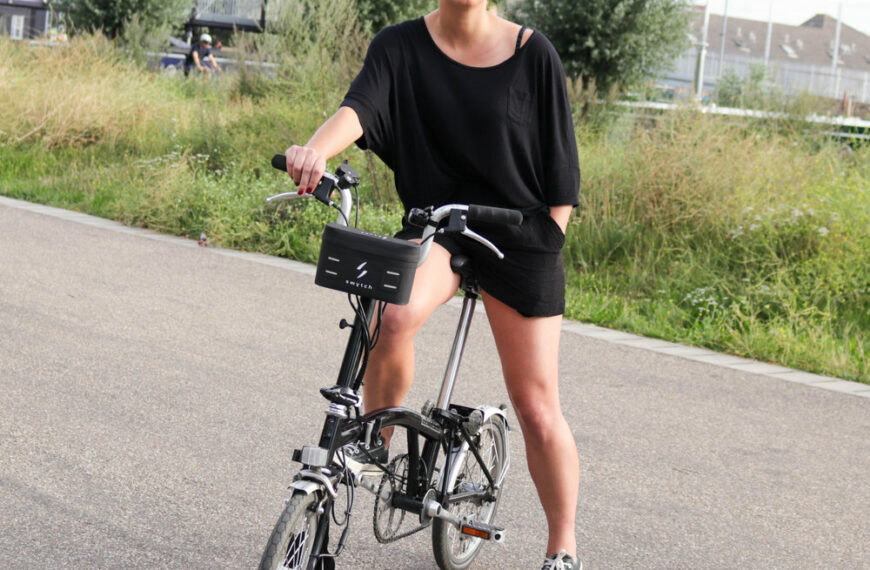 """""""Swytch Kit"""" turns ANY bicycle into an electric bike"""