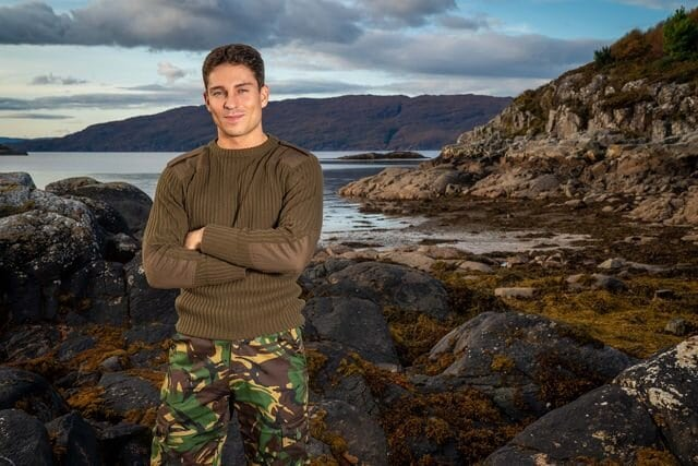 What Joey Essex Thinks of Raasay In This Years Celebrity SAS Who Dares Wins Interview