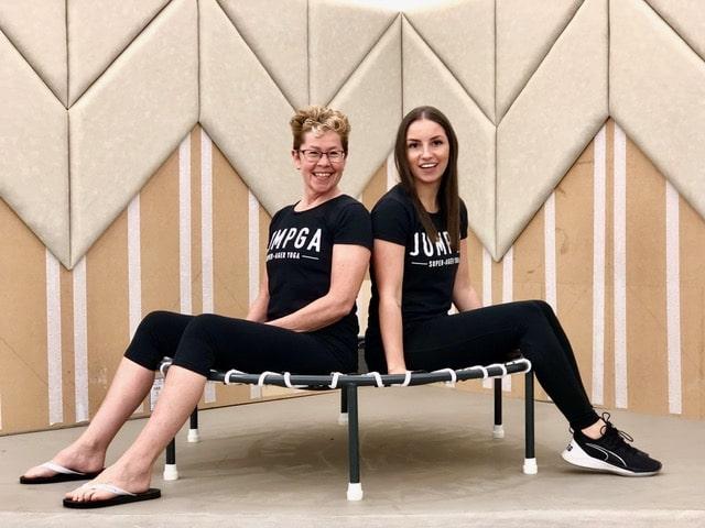JumpGa Creator and Senior Yoga Instructor Wayne Lèal Outperforms Spinning