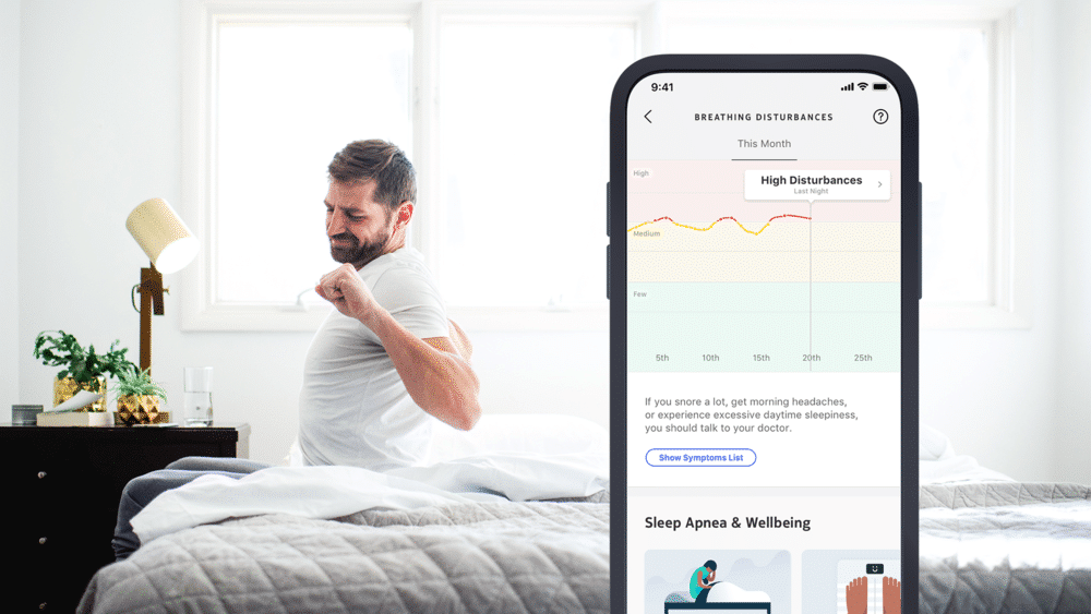 Withings Becomes The First Company To Offer Breathing Disturbances Detection