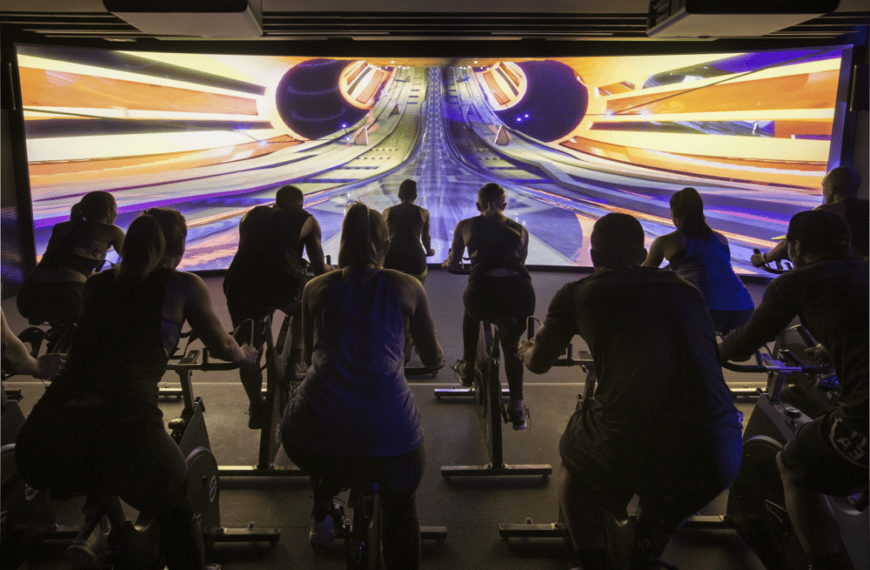 Special edition FREE Immersive Cycling in Covent Garden