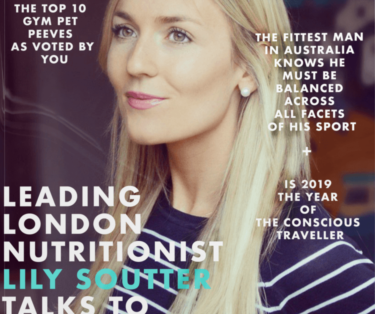 lily soutter sustain health cover