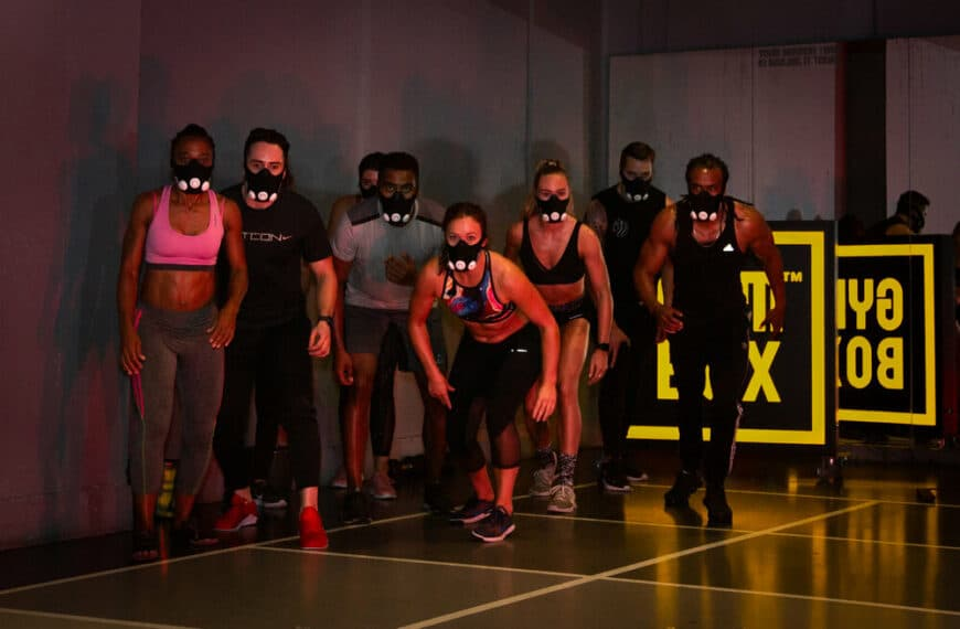 Gymbox Is Challenging It's Members To Time-travel To London 2050 By Launching The Uk's First Official Extinction Training Class