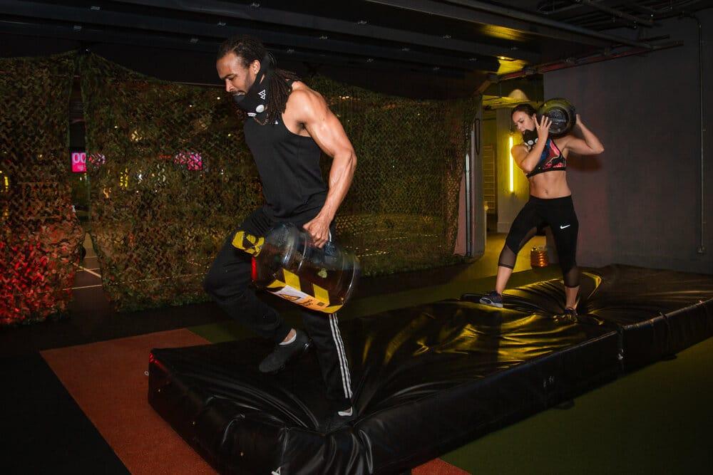 Gymbox Extinction Training Class