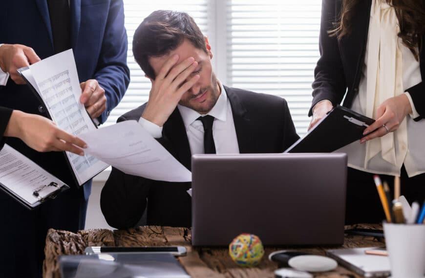 Do you struggle managing stress at work?