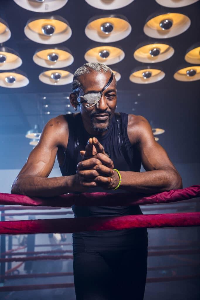 Michael Olajide Jr.