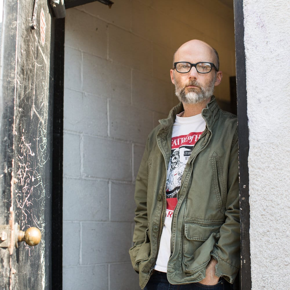 """Minimalist Ambient Music From Moby """"Long Ambients Two"""" Album"""