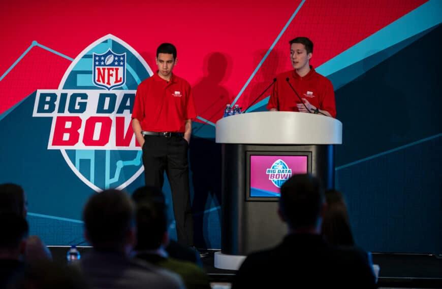 NFL Announces Third Annual Big Data Bowl