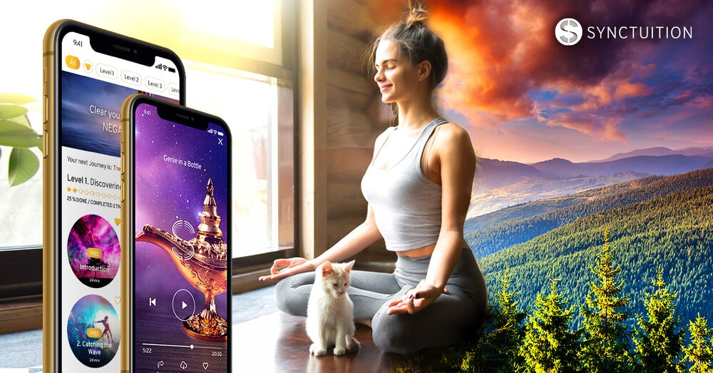 Mindfulness App Synctuition To Become Free Worldwide As Mental Health Crisis Looms