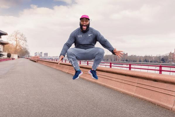 NikeHeadRunningCoachCoryWharton Malcolm