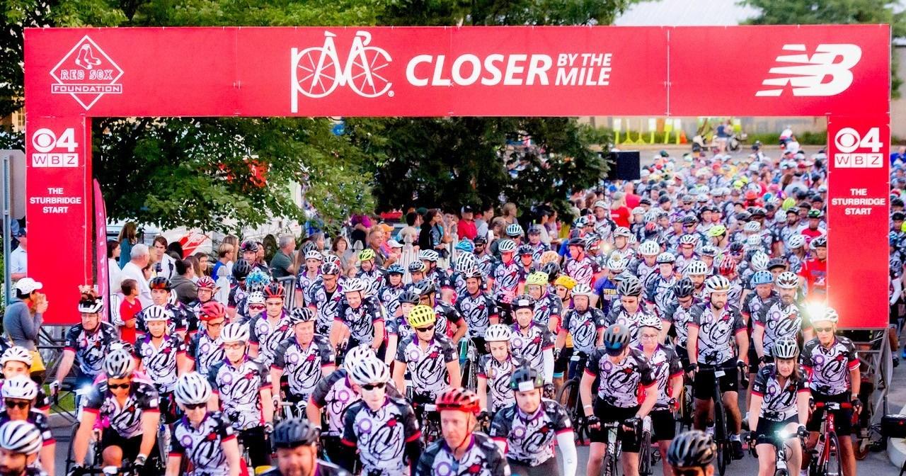 World's Most Successful Athletic Fundraiser Celebrates Milestone 40th Ride