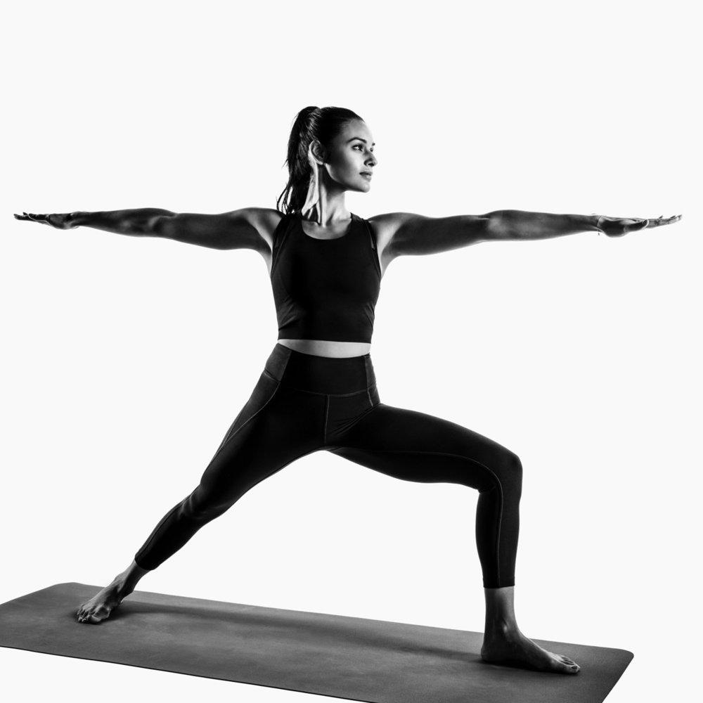 Peloton Yoga Studio Opens In New York City