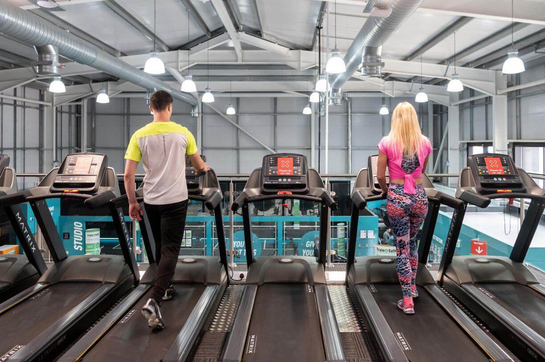 PureGym treadmill 2