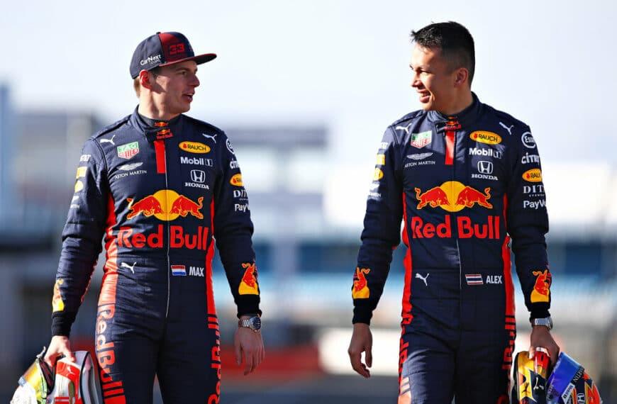 Tag Heuer Celebrates Long-standing Partnership With Aston Martin Red Bull Racing Team
