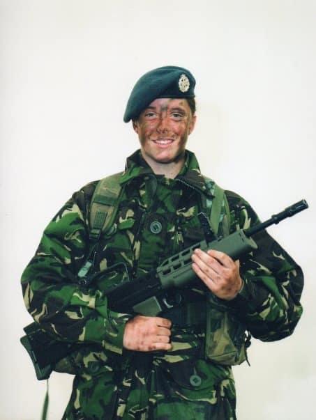 Rachel Williamson RAF Halton