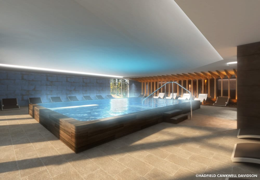 David Lloyd Chigwell Set To Become Essex's Leading Spa And Health Club