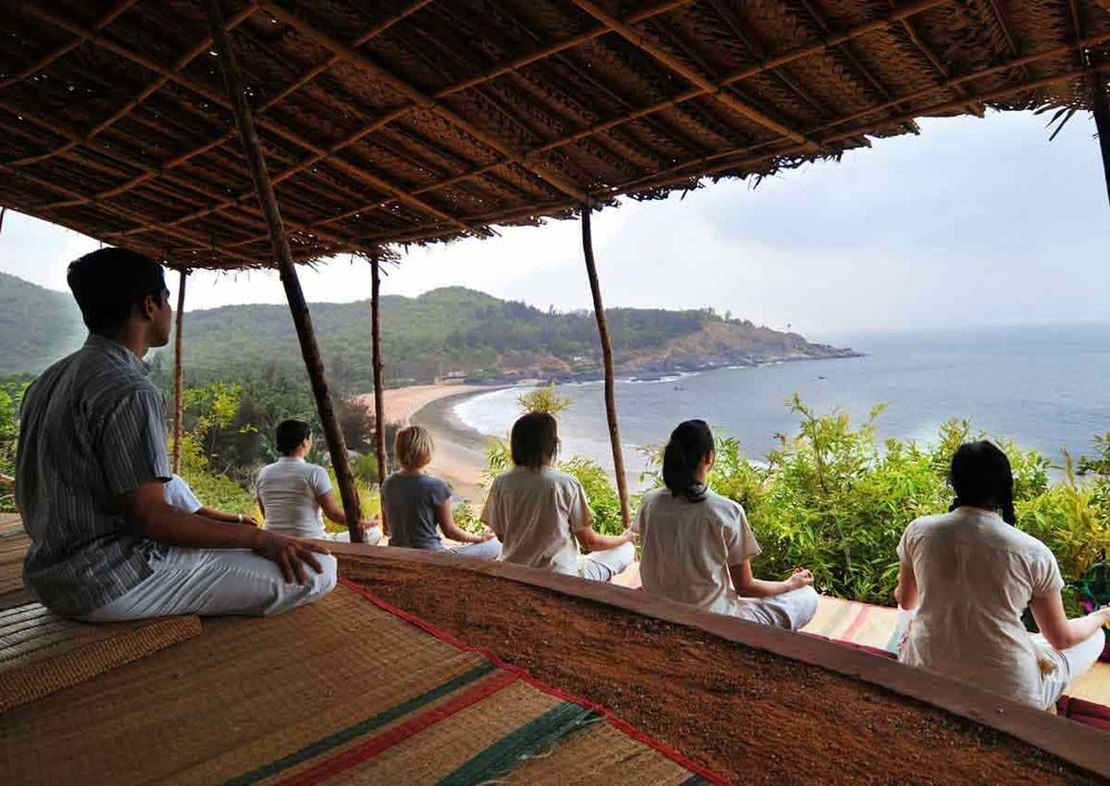 Unite Your Mind & Body With The Earth at SwaSwara
