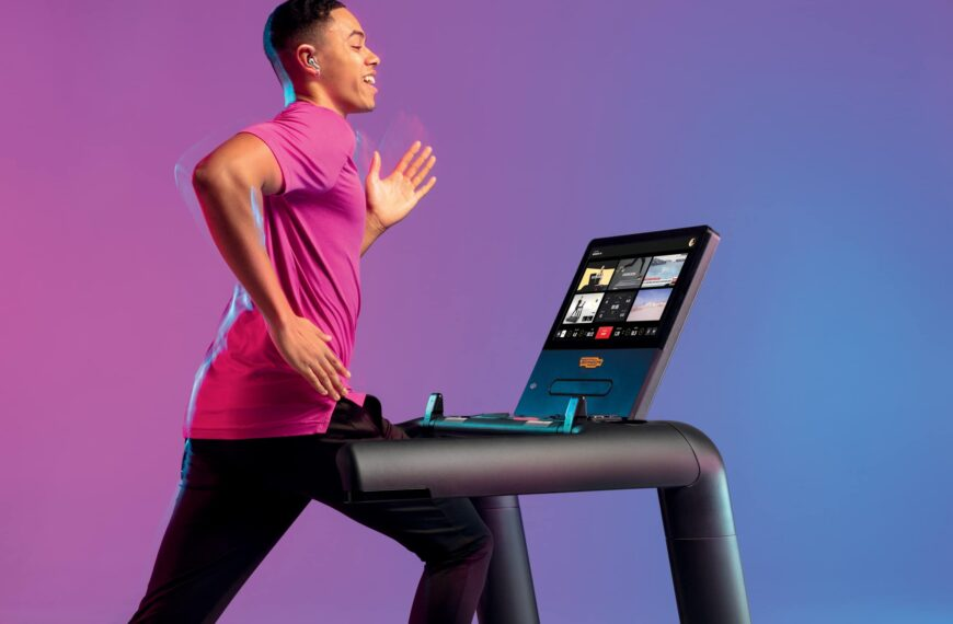 TECHNOGYM LIVE Platform Launches