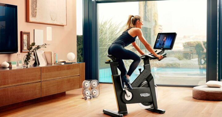 Could The TECHNOGYM Bike Be One Of The Best Bespoke at-Home Fitness Solutions