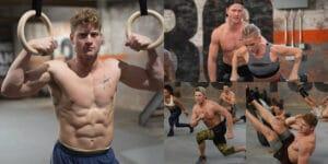 Tough Mudder T MINUS 30 Trainer Hunter McIntyre