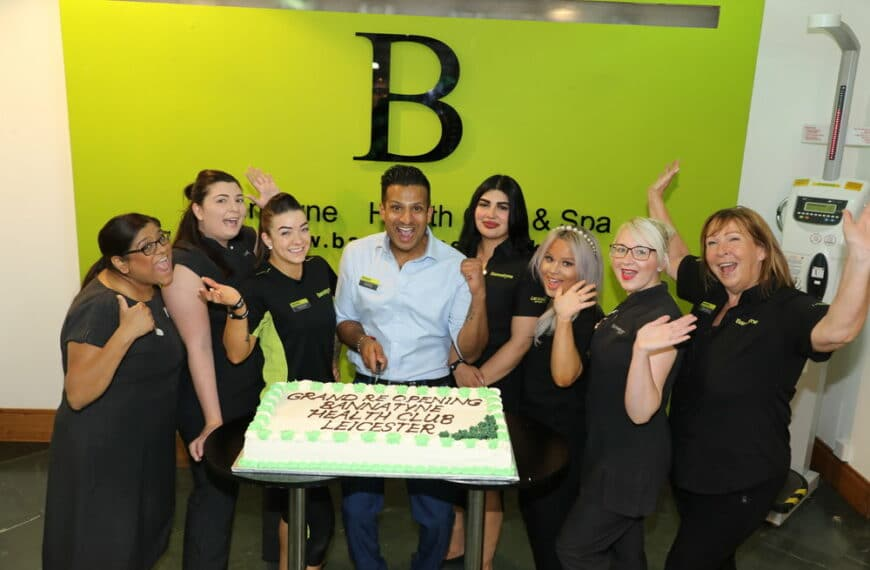 Bannatyne Group has invested £500,000 in its Leicester health club