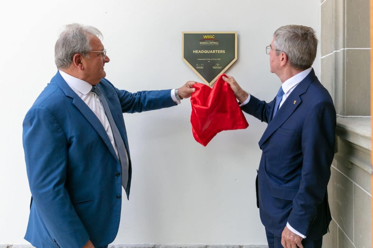 Baseball, Softball World Governing Body WBSC Opens Permanent Headquarters In Switzerland