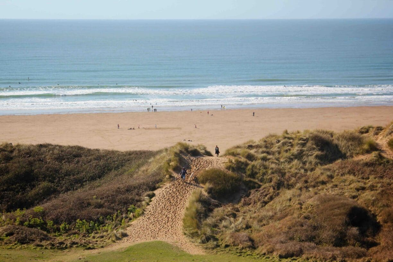 Woolacombe Beach credit Su May via Flickr