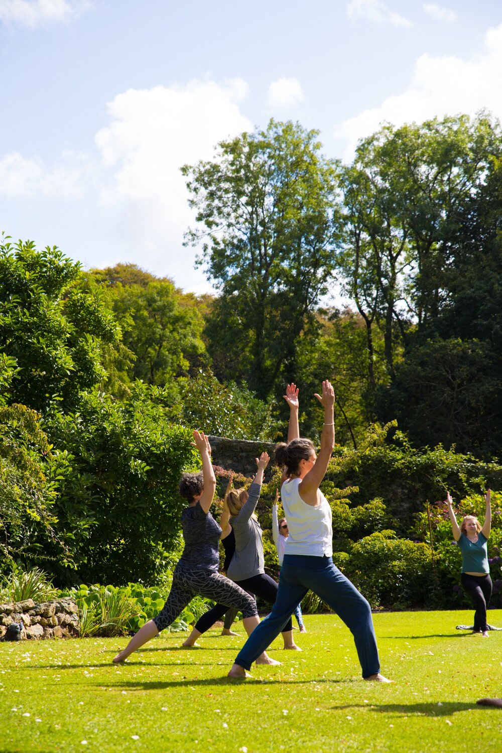 Take Your Yoga Outdoors