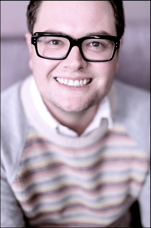 Comedian Alan Carr Supports Neuroblastoma UK Fundraising Campaign