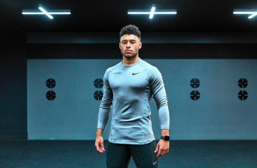 Liverpool And England's Alex Oxlade-Chamberlain Backs New Supreme Nutrition Range Of Protein And Pre-Workout Products