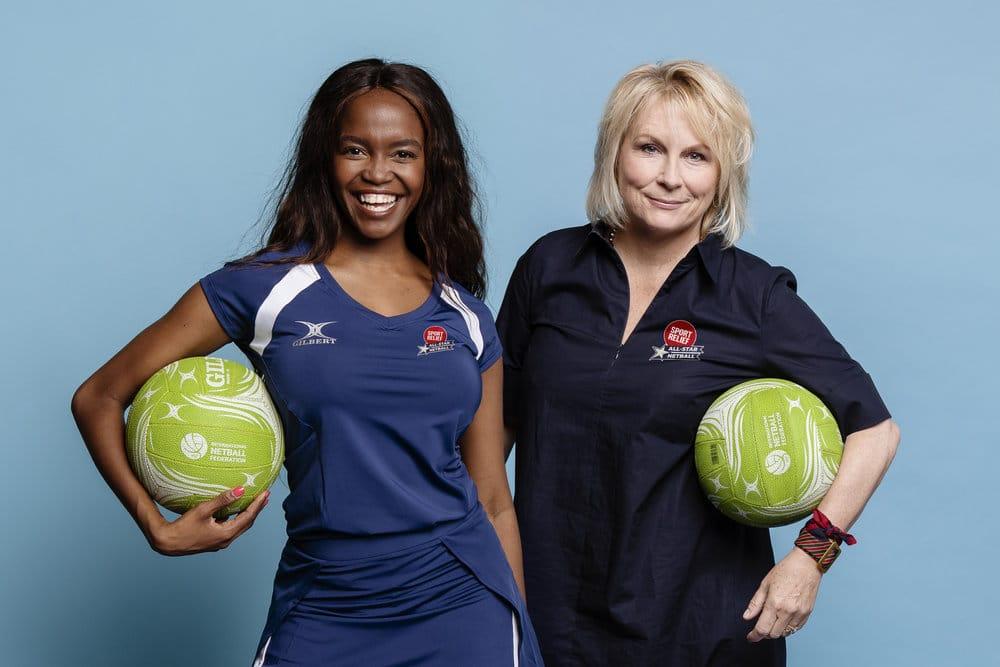 Star-Studded Sport Relief Netball Match Announced