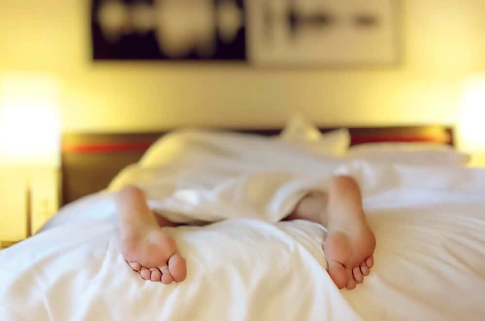 alone bed bedroom blur 271897