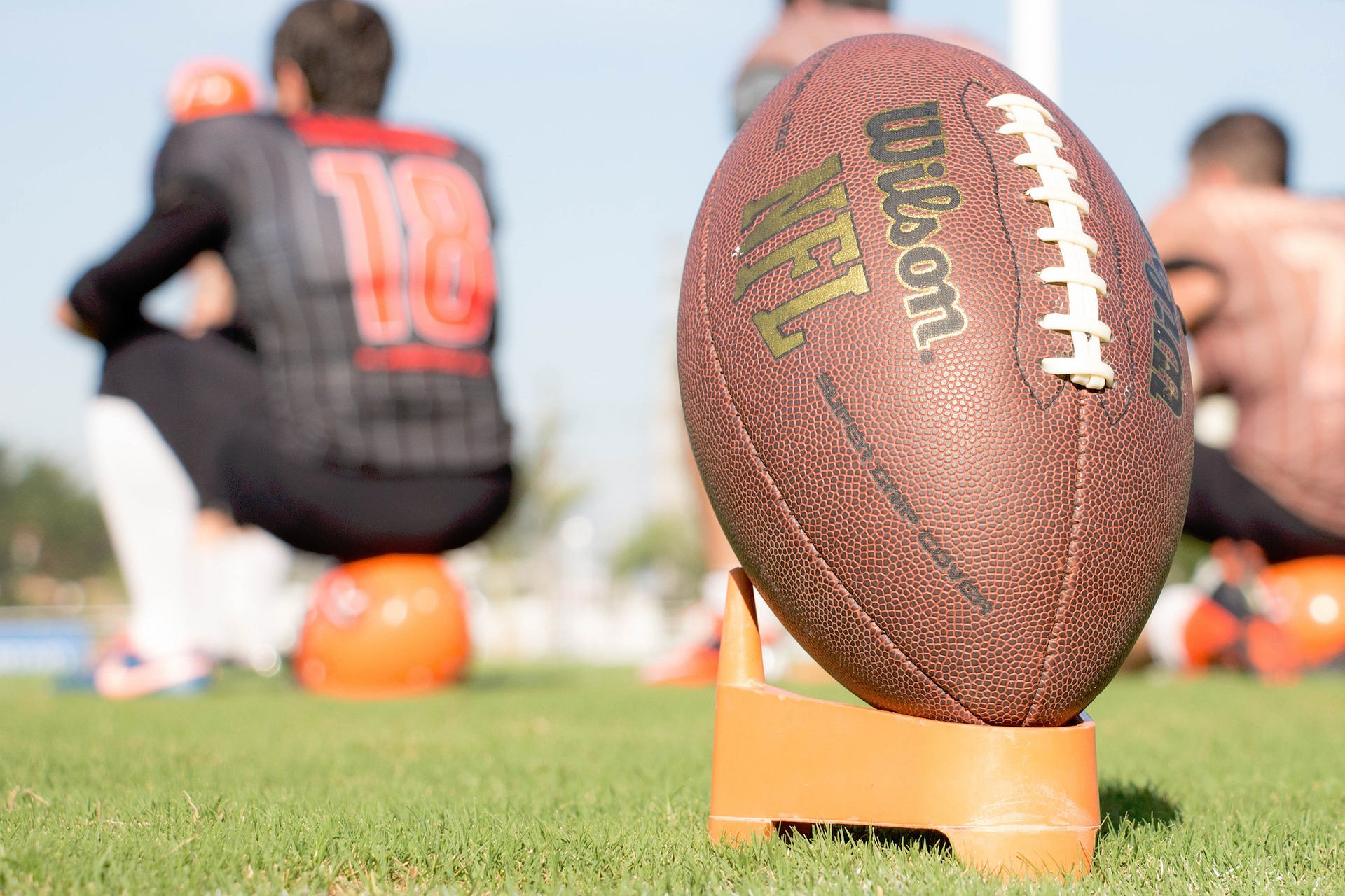 american football training camps to open