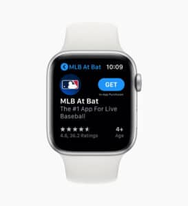 apple watchos6 app store mlb 060319