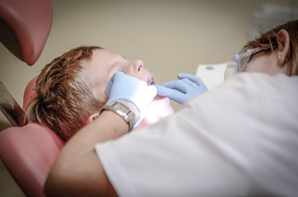 armchair dentist