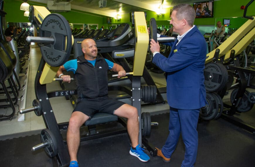 Duncan Bannatyne clubs offer free health club membership for veterans with PTSD