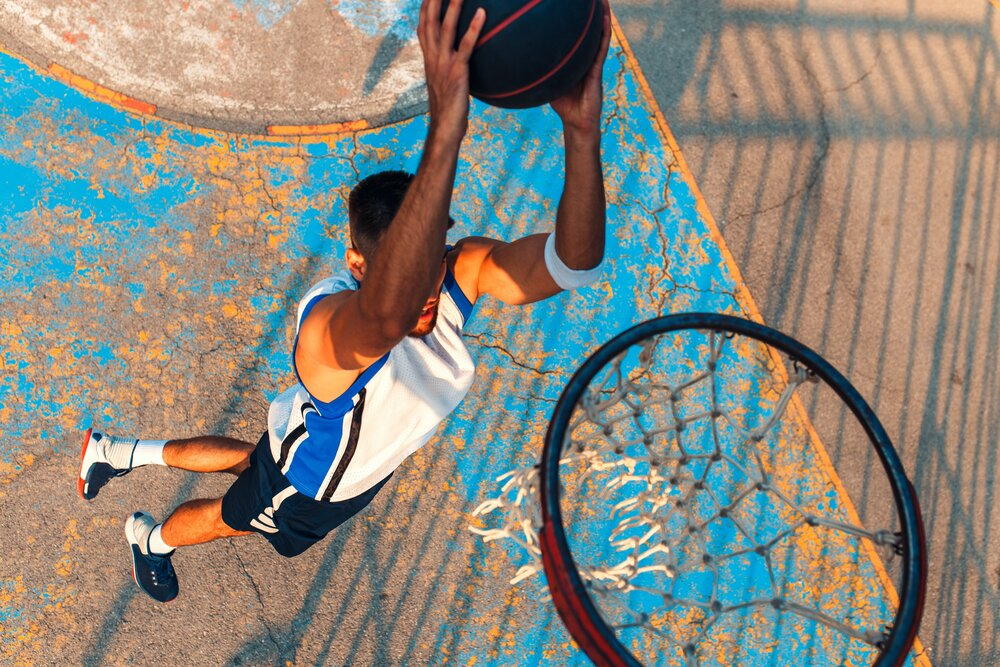There's No Better Sport Like Basketball To Get You In Shape This Summer
