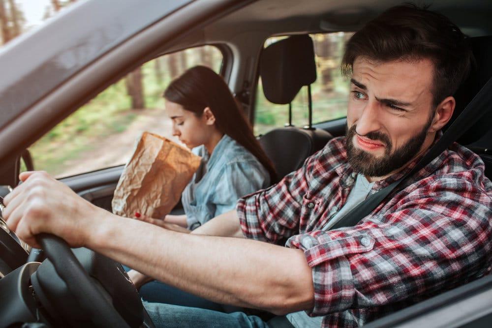 how do i avoid Car Sickness