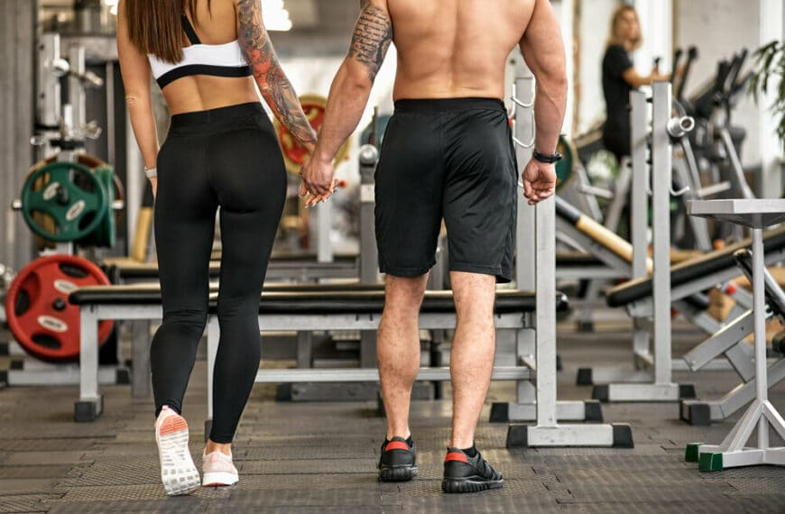 Couple Workouts Are The Secret To A Healthy Relationship