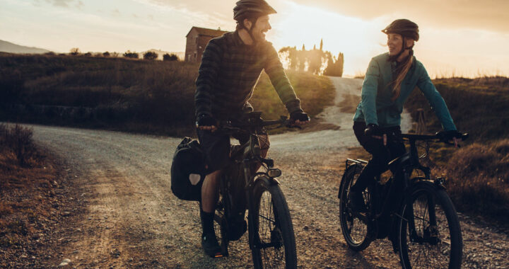 Canyon Bikes Take Things to Another Level With Pathlite:On E-Trekking Bike