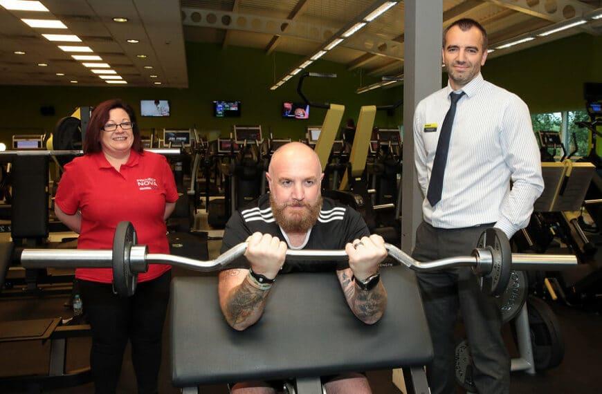 Veteran Thanks Duncan Bannatyne For Health Club Membership