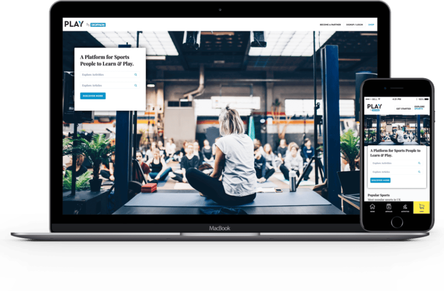 Decathlon UK launches revolutionary sport activity platform
