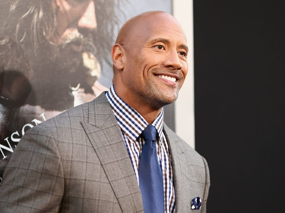 Dwayne Johnson Shows Off 'insane' Body Post Weight Loss