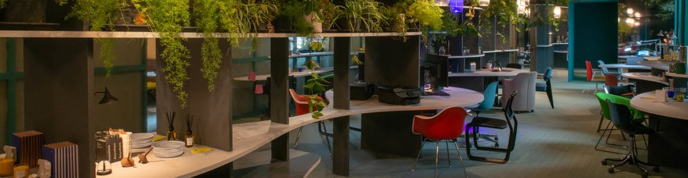 Technogym's Wellness Design Inspires The Workspace Of The Future With Elle Decor