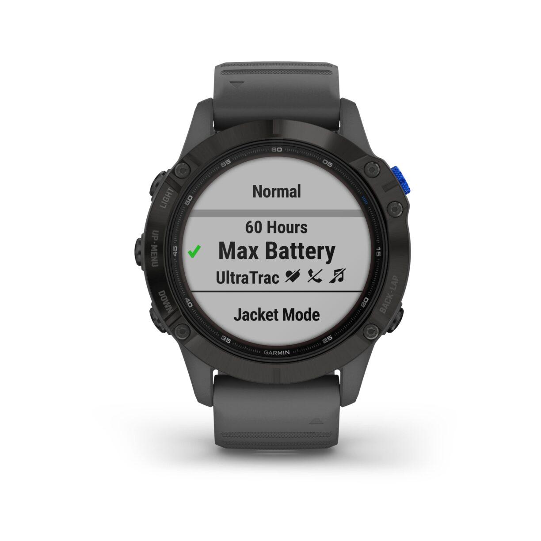 Garmin Solar Powered Smartwatches