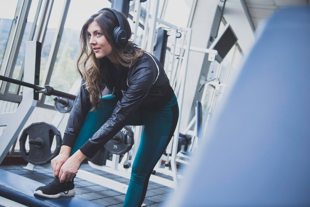 Gen Zs Won't Exercise Without Music Playing