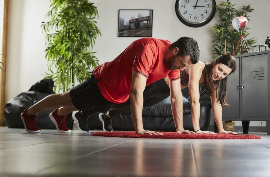 FizzUp Your Homeworkout with New Fitness App