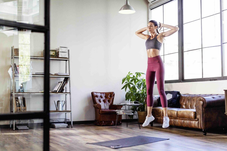 freeletics stretch exercises
